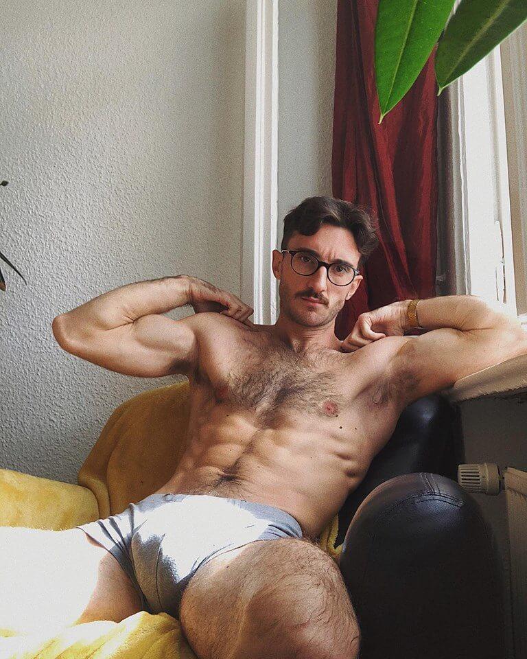 Gay undies porno